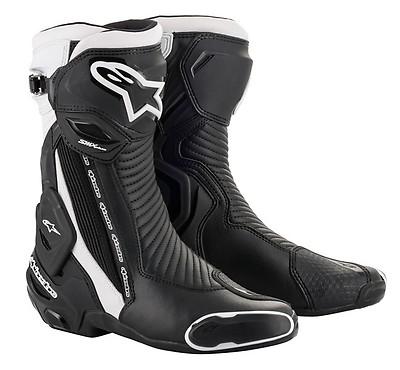 Bottes Alpinestars SMX Plus V2 Noir Bottes moto TEAMAXE
