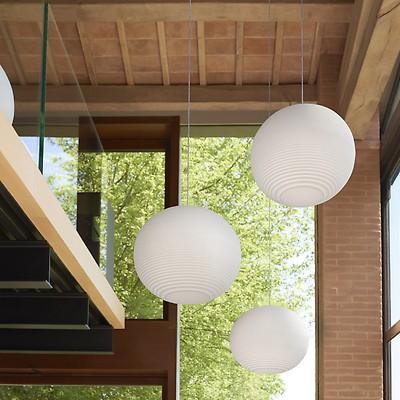 MollySlide Design La Lumineuse Blanc Boule Sur Deco Éxtérieur Cerise 4R5Lq3Aj