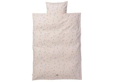 Bettwäsche Aus Bio Baumwolle Sashiko Blush 100x140 Cm Das Kleine