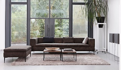 Tafel Remy Meijers : Piero hoekbank van danca puur design & interieur