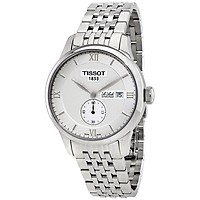 Deals on TISSOT Le Locle Automatic Silver Dial Mens Watch T0064281103801
