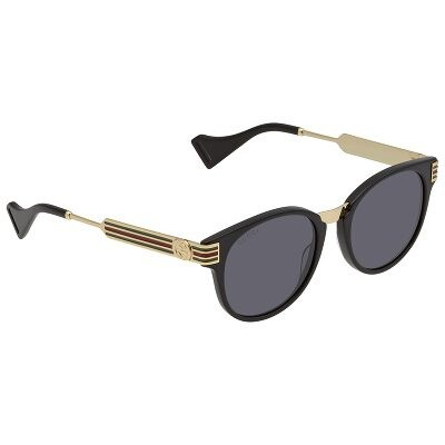 Buy Gucci GG 0077 SK 004 Size 56 Sunglasses Online at
