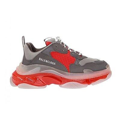 pastello Monte Kilauea prototipo  Alexander Mcqueen Men's Oversized Sneakers, Brand Size 39 (US Size 6)  604221 W4L11 1288 - Shoes - Jomashop