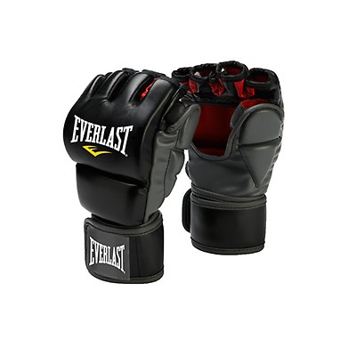 Everlast Pro Style Grappling MMA Gloves Regular - Pink S//M