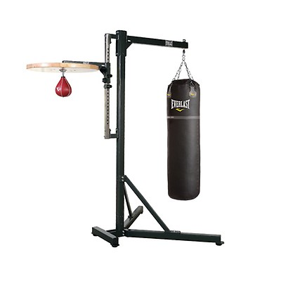 Pro Heavy Bag Boxing Stand Everlast