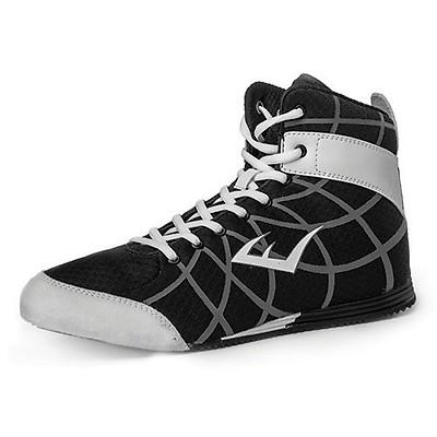 6128fdd68 Elite High Top Boxing Shoes | Everlast