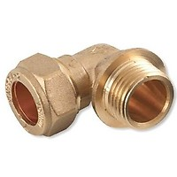 "Plumbing Fitting COMAP 35766 15mm x 1//2/"" Compression Female Elbow"