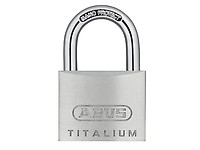 ABUS Mechanical 00340 752 Aluminium Lockout Hasp Big 38mm 1.5in