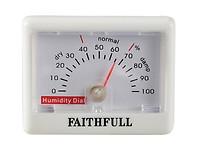 Faithfull FAISPAC16 Combination Spanner CV Satin Finish 16mm