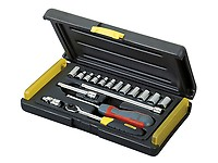 Auto, motor: onderdelen, accessoires Stanley Tools Ratchet Handle 1/2in Drive STA486397 Ratelsleutels
