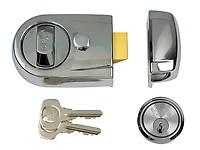 Yale Locks YALY22161 Y221 61mm Weatherproof Steel Padlock Closed Shackle