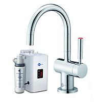 InSinkErator GN1100 Steaming Hot Kettle Tap, Neo Tank & Water Filter