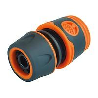 Faithfull FAIAUFPUMP1 Single Cylinder Foot Pump with Gauge