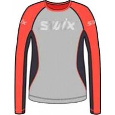 aafa5fbb Swix Radiant RaceX SS Jr Neon red - Overdeler - Junior | Platou Sport