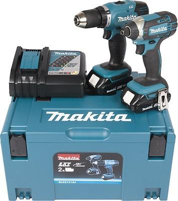 Akutööriistade komplekt Makita Combokit DLX2141AJ, 18 V