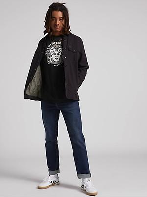 a48d7c84d2b Larkin Jacket - Black in BLACK - Primary View