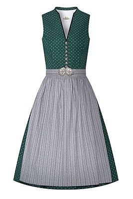 MOSER Trachten Damen Strickjacke dunkelblau Melina 002774