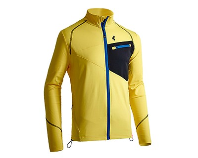 Cube Zip Hoody Diagonal After Race | grün | Herren