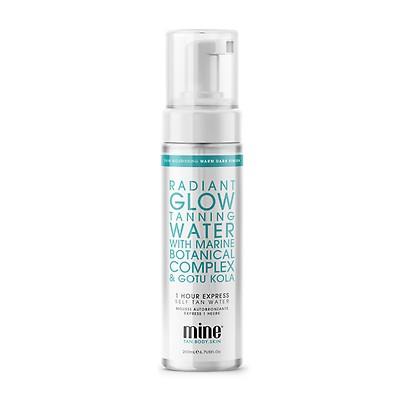 Natural Glow Self Tan Foam - autobronzant