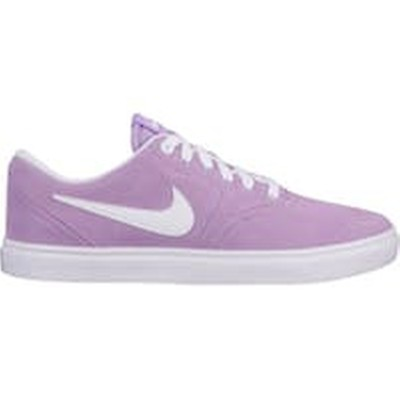 Nike SB Check Solar Womens Skate Shoes Celestial Gold