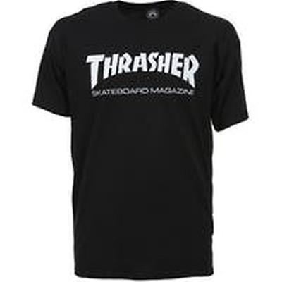 "THRASHER MAGAZINE /""Skate Mag/"" Skateboard Girls T-Shirt TEAL S M L Ladies Tee"