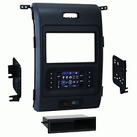 iDatalink K150 Single/Double DIN Dash Kit for 13-14 Ford F-150 on