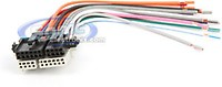 Scosche GM02B Wire Harness to Connect an Aftermarket Stereo on