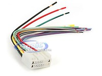 Metra 70-7005 (met-707005) Wiring Harness for Select 2007-Up on metra wiring harness, metra 70 8113 diagram, sony stereo wire harness diagram, metra harness diagram, metra car audio wire harness,