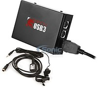 GROM Audio GROM-USB2P MP3 USB Android Car Stereo Adapter Kit