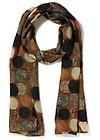 21616d74dff7 e5 - Foulard bleu et beige   commandez votre foulard stylé pour ...