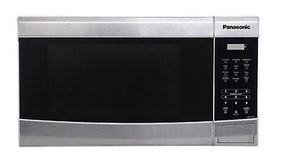 Panasonic 45l Microwave Silver Nnst955svtq