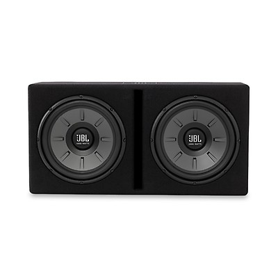 jbl 12 inch dual subwoofer (stage1220b)