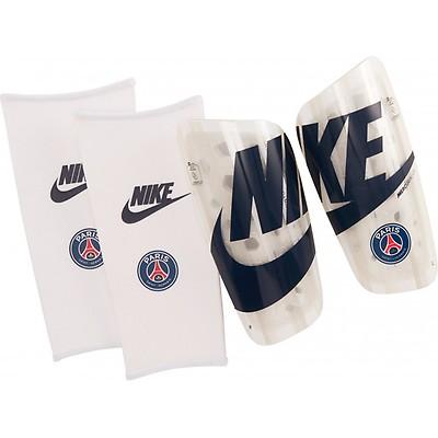 reasonable price buying cheap buy good Protège tibias PSG Jordan Lite rouge 2019/20 sur Foot.fr