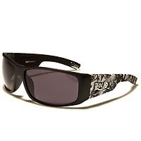 Shop Tetuan Locs Bandana Pattern Sunglasses blk blk Shop Tetuan ac71a2442a