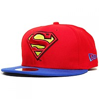 New Era Reverse Hero 2 cap Superman official 03c1bda73b