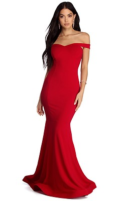 Rochelle Formal Fantasy Mermaid Dress d775d44a5