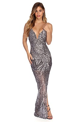 71214d173cc1d Helen Black Intricate Indulgence Beaded Dress