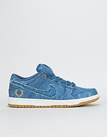 innovative design a1a3a 67ea3 Nike SB Dunk Low TRD NBA Skate Shoes - Deep Royal Blue/Deep Royal ...