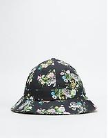 d36c3d65 New Era Tweed Bucket Hat - Dark Green | Bucket Hats | Skateboard ...