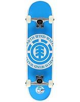 Element Winterized  Slick  Complete Skateboard - 7.5