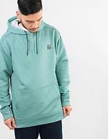 58975599a0 Burton Hearth Fleece Pullover Sweatshirt - Grey Heather | Skate ...