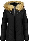 Svea W Denise Jacket Vinterjackor BLACK 4618db5856309