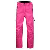 c6178c42 Bergans Hafslo 3-lags bukse, dame - BrntOra/Green/Maroon   Alt til ...