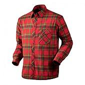 0e1c2a2c Dovrefjell Flanellskjorte, rød | Alt til jakt, tur og fritid ...