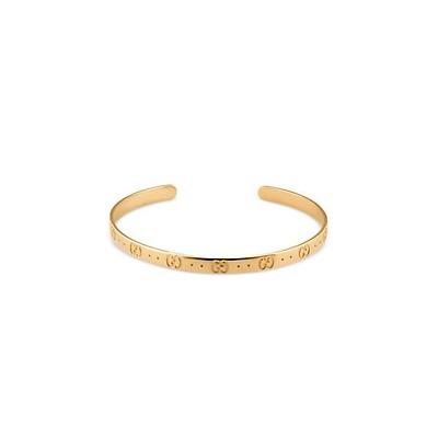 d70d9500e Gucci Icon 18 ct White-Gold Bangle
