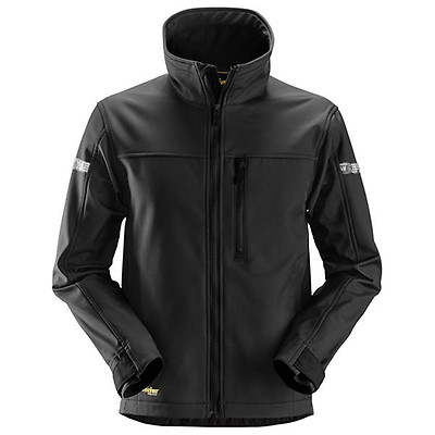 d356128f Snickers 9438 Body Mapping Micro Fleece Jacket - Black available ...