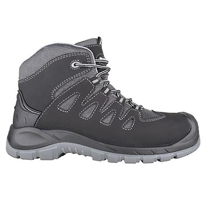 DeWalt Nickel S3 Black Safety Boots with Waterproof lining Black INC BELT
