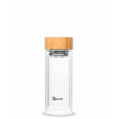 Théière nomade en verre double parois 430 ml bo... Qwetch · Add to cart.  39,95€. Plaid en coton BIO - Chiné médium 100 x 150 cm 25a9bb023e2