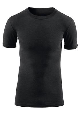 Eva t skjorte i merinoullsilke Sparkjøp