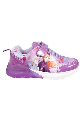 frozen sko med lys
